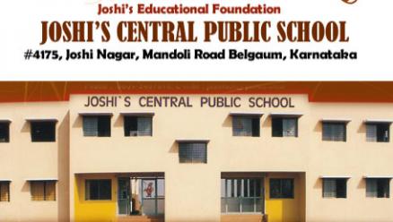 JOSHI'S CENTRAL PUBLIC SCHOOL