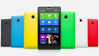 Nokia X (Android Phone) will be launched in India On March 15th for Rs. 8,500.