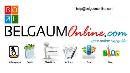 First Android App of Belgaum