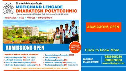 Motichand Lengade Bharatesh Polytechnic