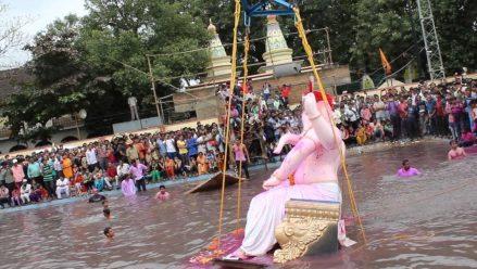 Man run over during idol procession in Belagavi